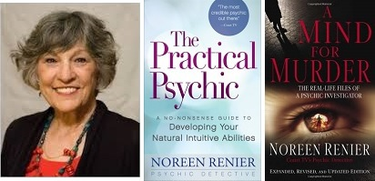 53. Noreen Renier, Psychic Detectives and Skeptics