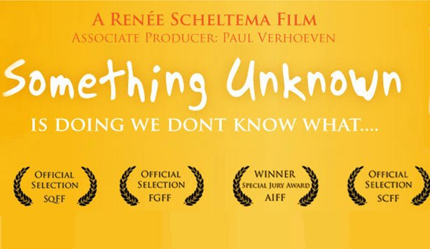 96. Renée Scheltema, Something Unknown Is Doing We Don't Know What