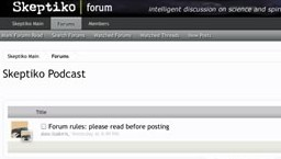 227. Your Help Needed Defining Rules of New Skeptiko Forum