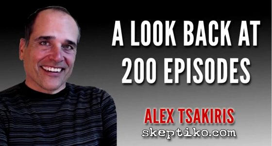200. A Look Back at 200 Episodes of Skeptiko