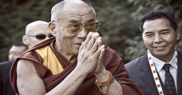 The Dalai Lama is loved by millions, so why is this science professor demanding he step down? |270|