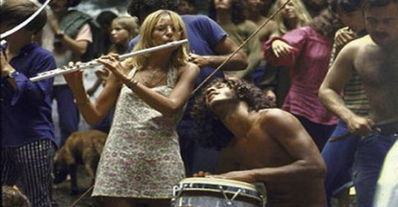 Hippies started it, New Agers kept it going. What's next for consciousness culture? |280|