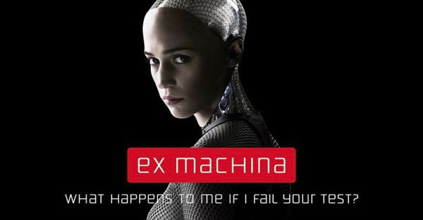 Movies: Is Ex Machina ignoring the hard problem of consciousness? |300|