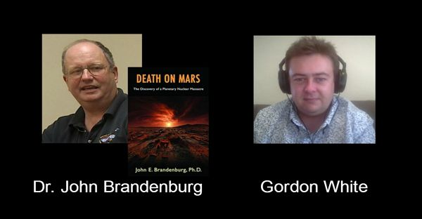 Dr. John Brandenburg – Plasma physicist gives inside look at outsourced UFO research |325|