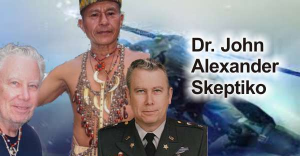 Dr. John Alexander, Warrior Monk — Reality Denied |373|