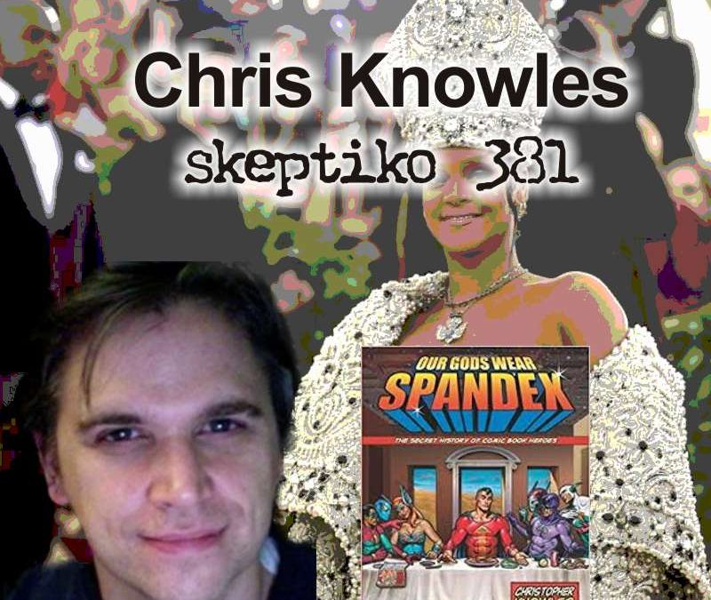 Chris Knowles of Secret Sun on the Met Gala Psyop |381|