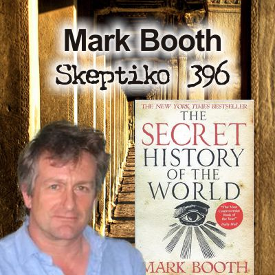 Mark Booth, Secret History Includes Angels and Demons |396|