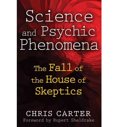 41. Chris Carter, Parapsychology, Skepticism and Ideology