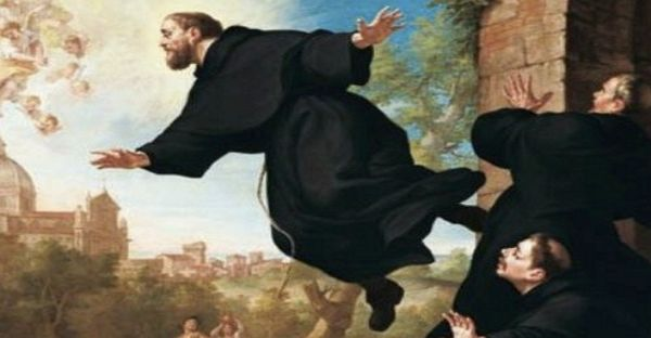 Can we believe eyewitnesses… did this 17th century monk levitate? |313|