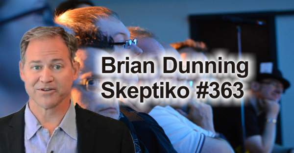 """Brian Dunning, Is the """"Skeptical Thing"""" Over? 