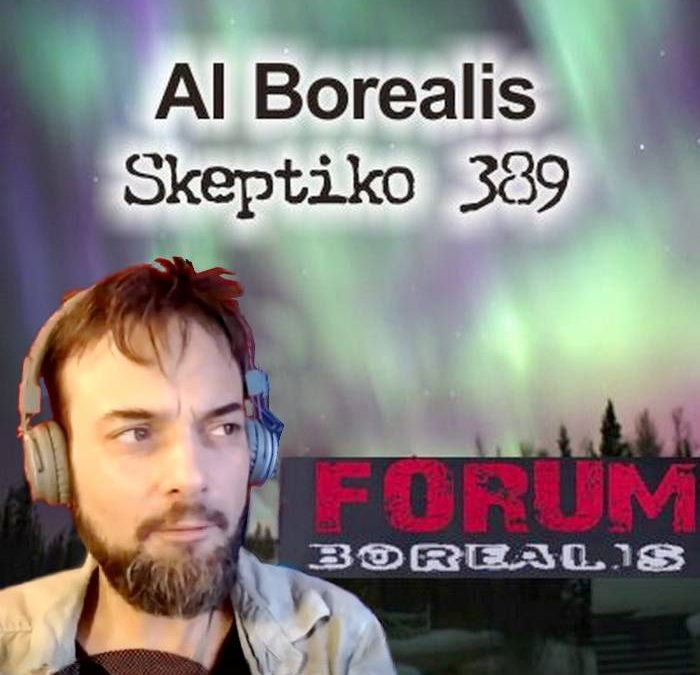 Al Borealis Created a Podcast That Dives Deep Into Topics That Matter |389|
