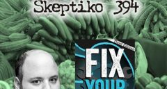 John Brisson, Fix Your Gut Health and Slide-rule Science  394 