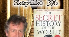 Mark Booth, Secret History Includes Angels and Demons  396 