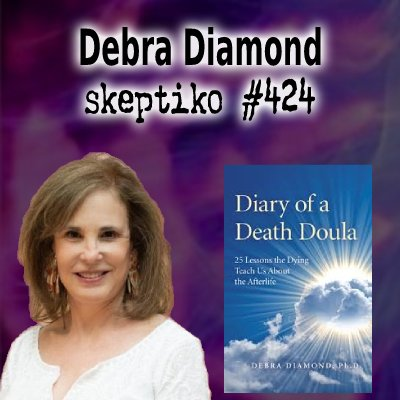 Debra Diamond Brings Wall Street Smarts to NDEs, and Mediumship |424|