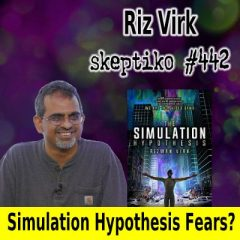 Riz Virk, The Simulation Hypothesis Beyond Materialism |442|