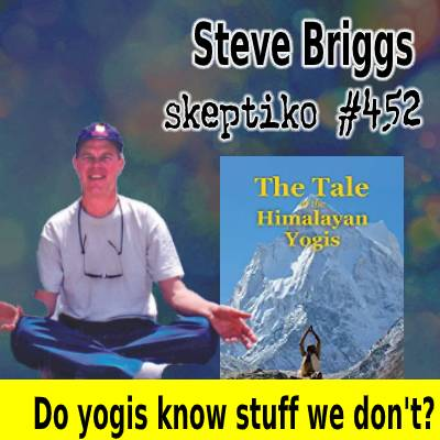 Steve Briggs, Took His MBA to the Himalayan Yogis And Discovered… |452|