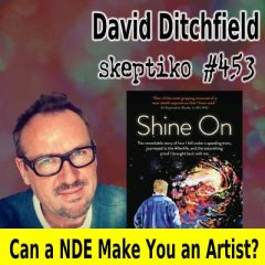 David Ditchfield's Near-Death Experience Turned Him Into an Artist and Composer |453|