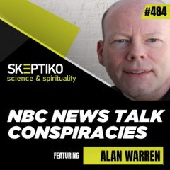 Alan Warren, NBC News Talk Radio, Conspiracies, Kinda |484|